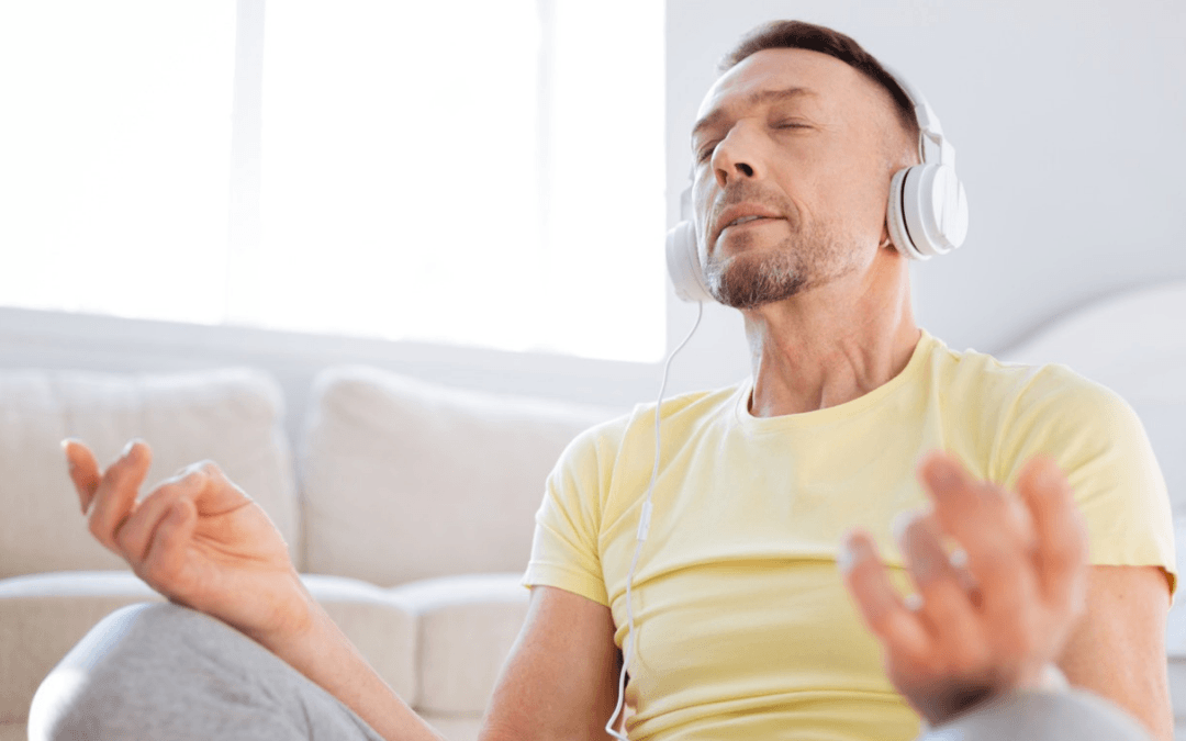 Guided Meditation:  You Don't Need To Do It On Your Own