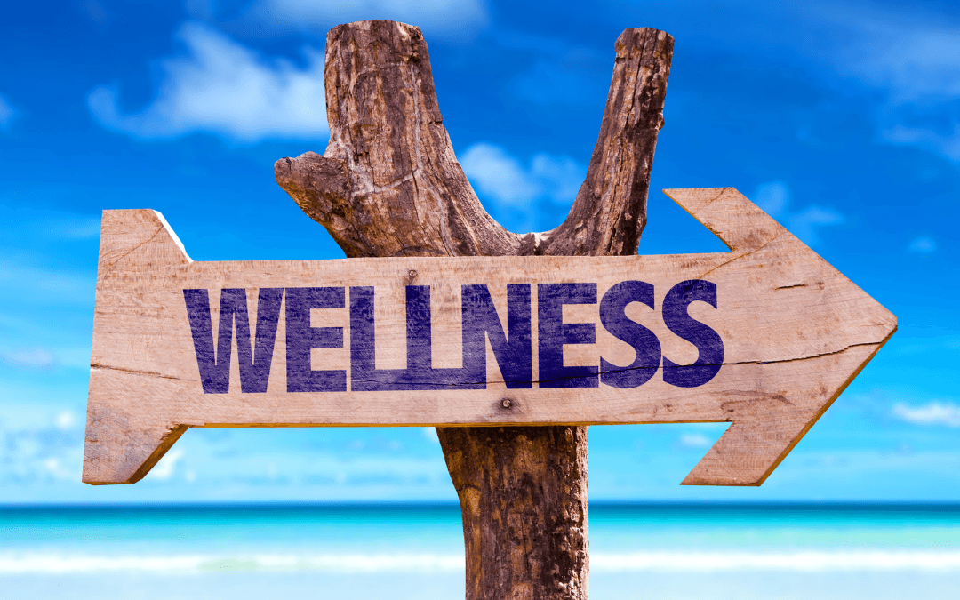 """Is Your Pursuit of """"Living Well"""" Robbing You Of Wellness?"""