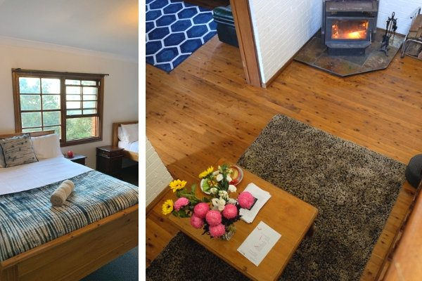 optional long weekend yoga retreat accommodation at the communal house